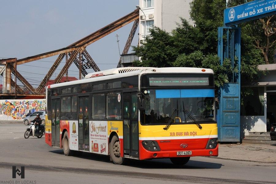 Hanoi public bus