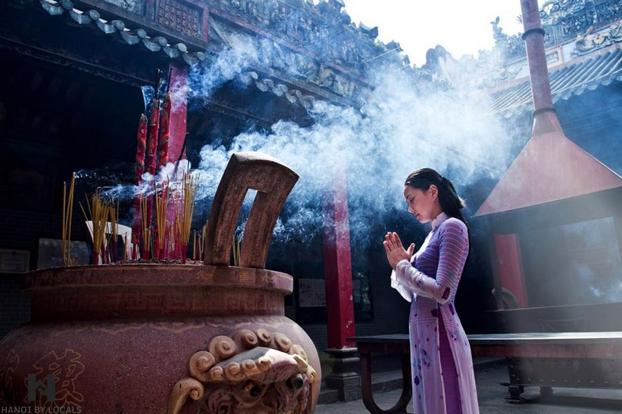 Buddhist Religion in Vietnam